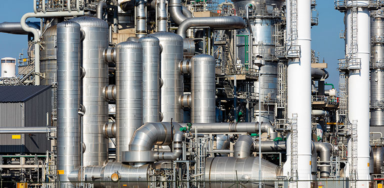 Oil & Gas / Petrochemical Image